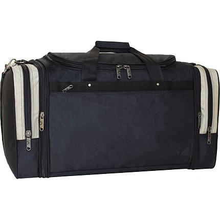 e9ec0ee89bd3 Украина Спортивная сумка Bagland Мюнхен 59 л. Черный/оливка (0032570), фото