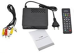 ТВ-ресивер DVB-T2 Pantesan HD-3820 тюнер T2  c поддержкой wi-fi адаптера