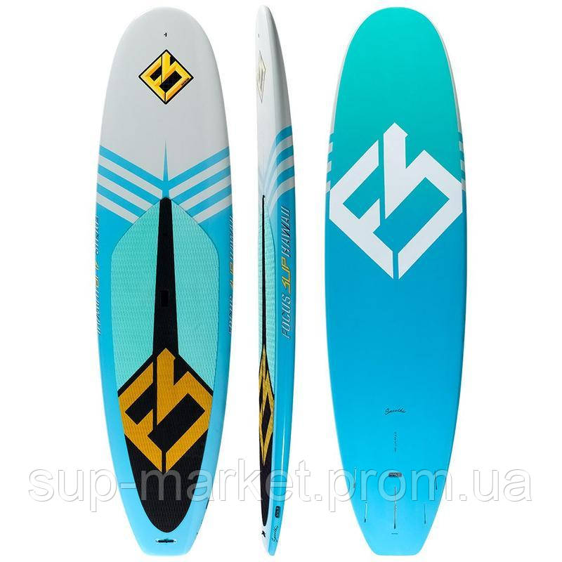 SUP доска Focus SMOOTHIE ALL AROUND PADDLE BOARD 9'10 VST