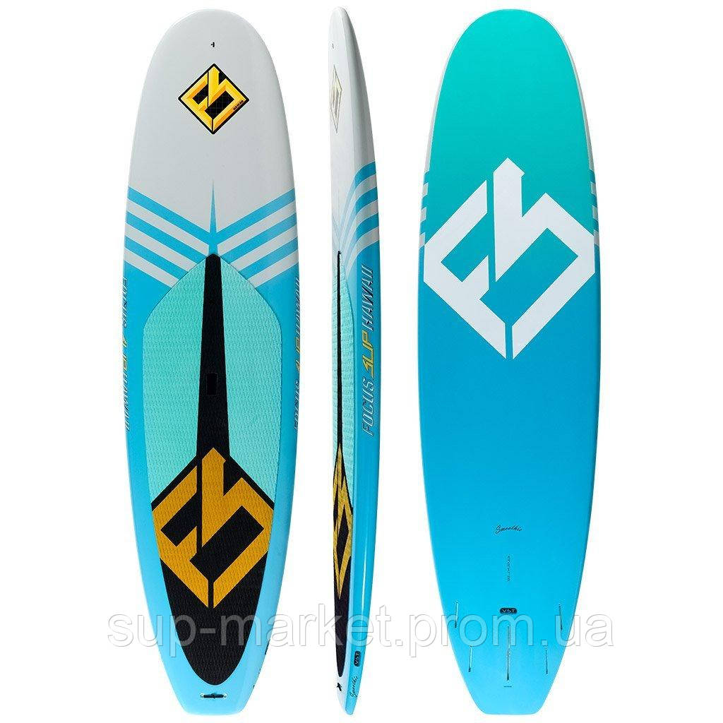 SUP доска Focus SUP Hawaii  SMOOTHIE ALL AROUND PADDLE BOARD 10′6 VST