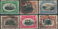 США - pan-American Exposition Issue 1901 П/З