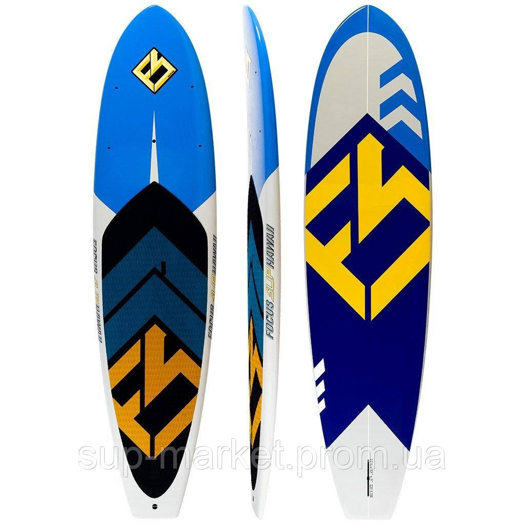 SUP доска Focus 11'6'' x 33.75'' x 5'' R-Type Paddle Board, RST