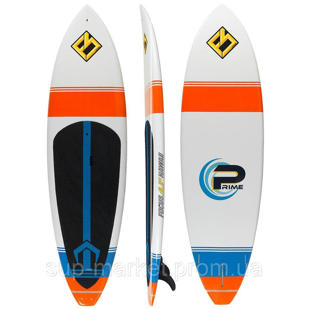 SUP доска Focus SUP Hawaii PRIME ALL AROUND PADDLE BOARD 10'2 E-CORE