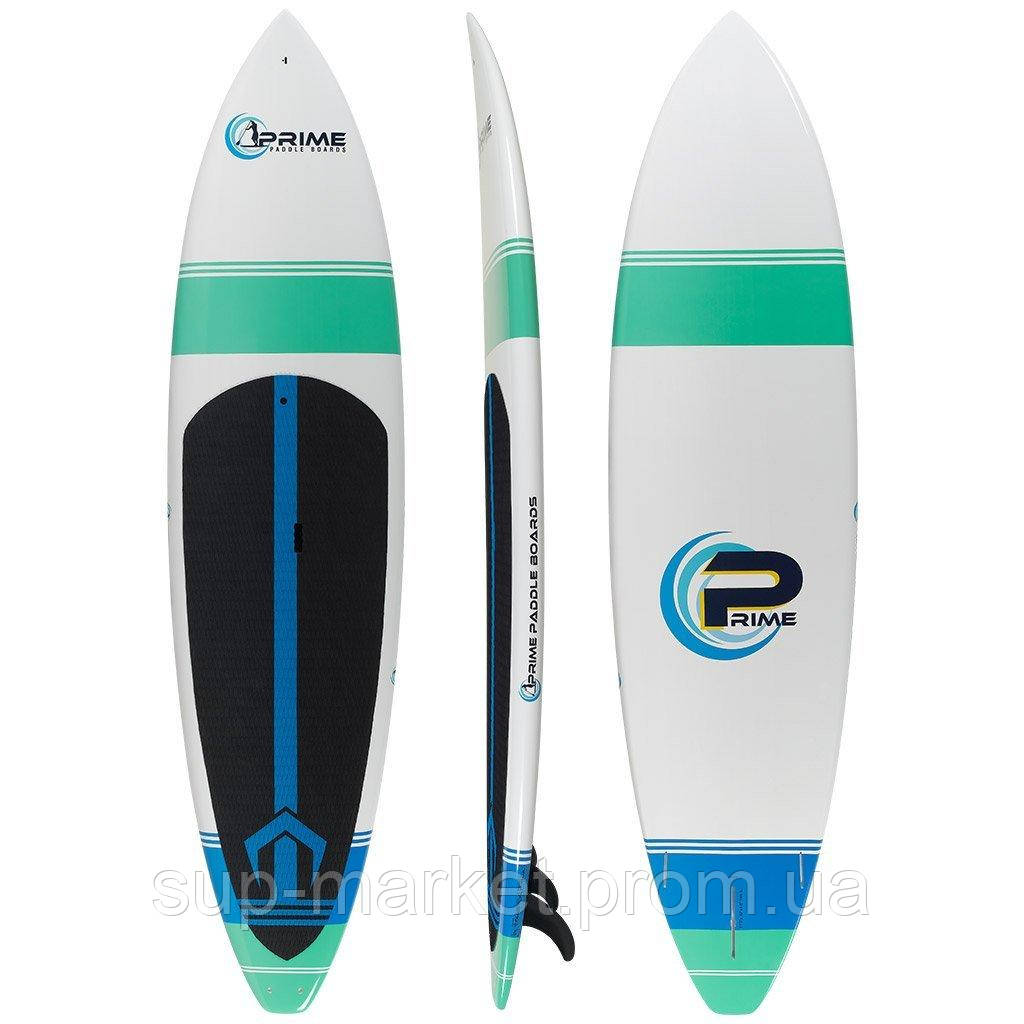 """SUP доска Focus SUP Hawaii PRIME ALL AROUND PADDLE BOARD 11'0x32"""" E-CORE"""