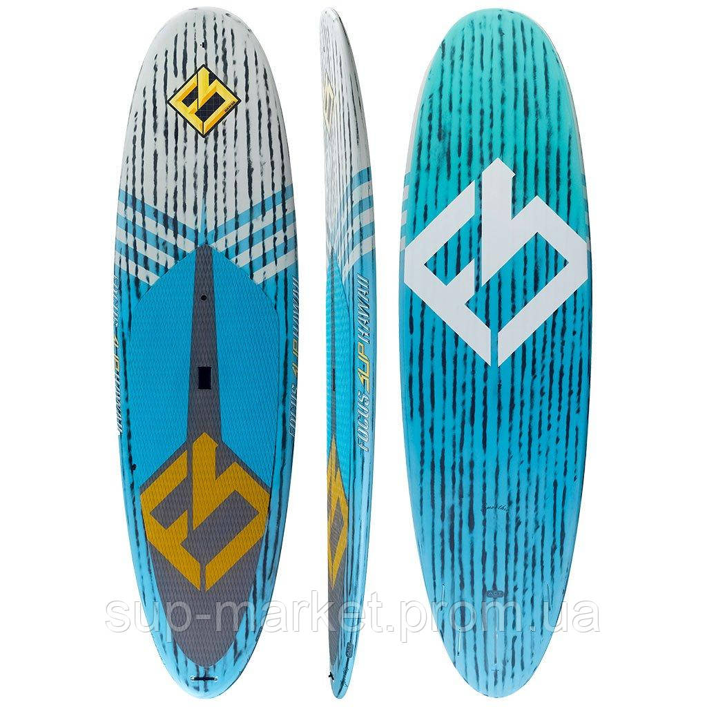 SUP доска Focus SMOOTHIE ALL AROUND PADDLE BOARD 9'6 Х 31''