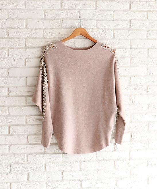 Стильный оверсайз свитер Китай 50-56 (в расцветках)