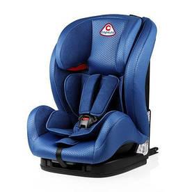 Дитяче автокрісло Capsula МТ6Х Cosmic Blue для дітей 9 міс. - 13 років ТМ Capsula Синій 771140