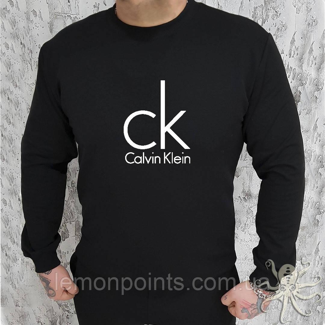 Свитшот, кофта, реглан Calvin Klein C104 , світшот чоловічий кельвин кляйн