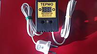 Цифровой терморегулятор ЦТР-1 в инкубатор на 220 В с кабелем питания, фото 1