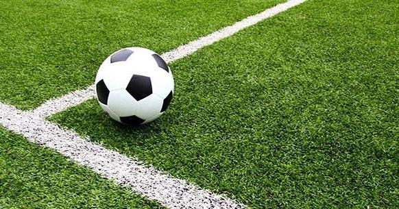 Искусственная трава APOLLO 40 мм для футбола зеленая