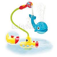 Іграшка для ванни Yookidoo Субмарина з китом