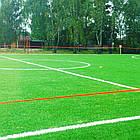 Искусственная трава APOLLO 40 мм для футбола зеленая, фото 3