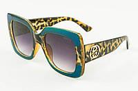 Очки 0083 С9 Gucci солнцезащитные женские брендовые