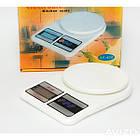 Весы бытовые кухонные кондитерские до 10 кг. Электронные весы на кухню, фото 6