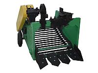Картоплекопалка Агро для мотоблоків і мототракторов КМТ-1