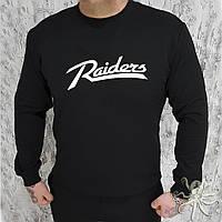 Свитшот, кофта, реглан Raiders C113 , Реплика