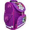 Украина Рюкзак школьный каркасный с фонариками Bagland Успех 12 л. фиолетовый 168к (00551703), фото 2