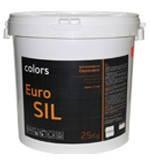 "Штукатурка фасадная силикатная ""барашек"" COLORS Euro Sil зерно 1.5мм, 25кг"