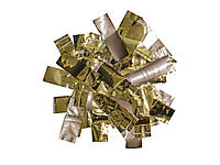 Конфетти-Метафан Золотой 2х6 1кг