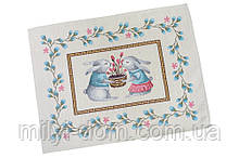 """Салфетка под тарелку  """"Великдень"""", 37х49 см"""