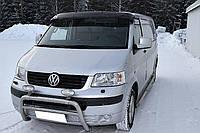 Козырек лобового стекла для Volkswagen T5, Спойлер солнцезащитный Фольксваген Т5