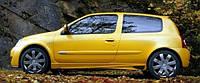 Накладки на пороги для Daewoo (Модель №5), Део, фото 1