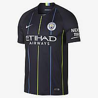 Футбольная форма ФК Манчестер Сити (Manchester City) 2018-2019 Выездная Взрослая