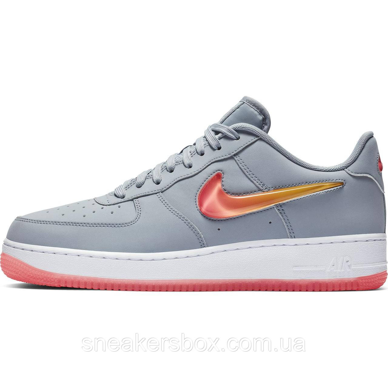 dbcb66d8 Оригинальные кроссовки Nike Air Force 1 '07 PRM 2 (AT4143-400), цена ...