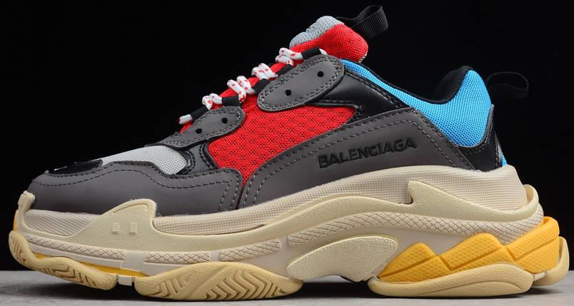 Balenciaga Triple S Xanh vàng , đxanh Giày chạy b