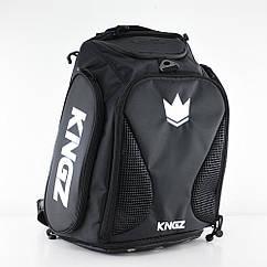 Рюкзак Kingz Convertible Training Bag 2.0 Черный