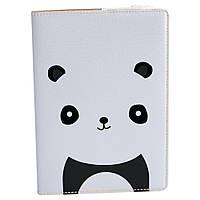 Блокнот  Rainbow A5 152 Милая панда (эко-кожа)