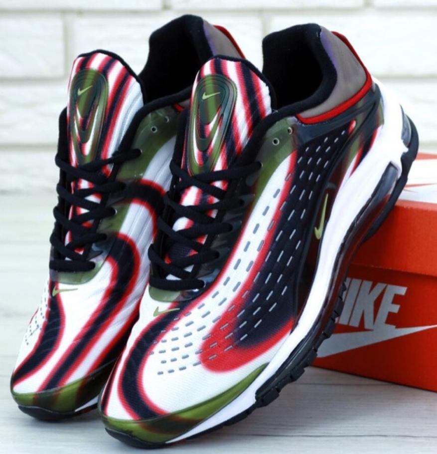 Мужские кроссовки Nike Air Max Deluxe, Найк Аир Макс ДеЛюкс
