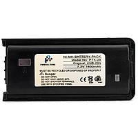 Аккумуляторная батарея PowerTime эквивалент акумулятора KNB-29N для Kenwood 1600 мАч NiMH (PTK-29), фото 1