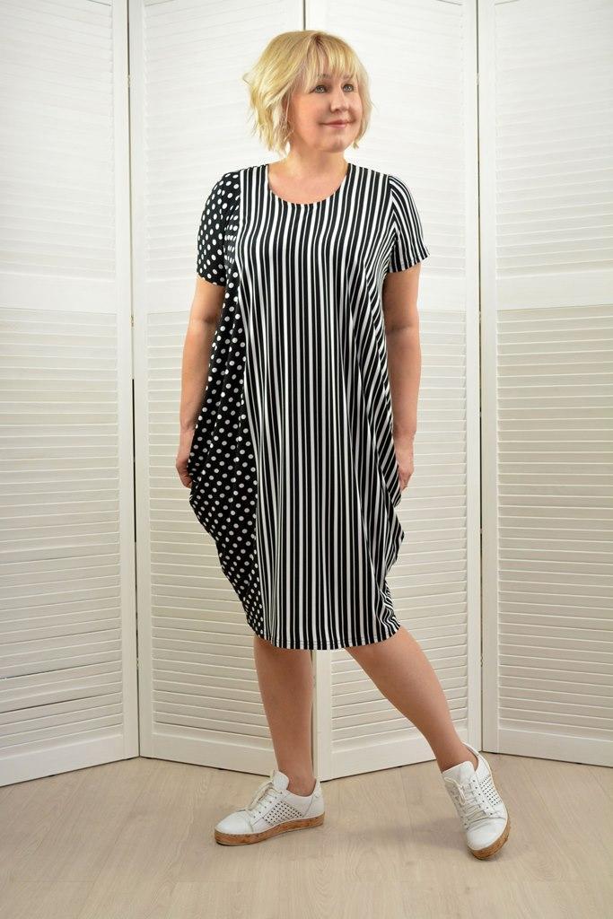 Платье качели - Модель Л59-10