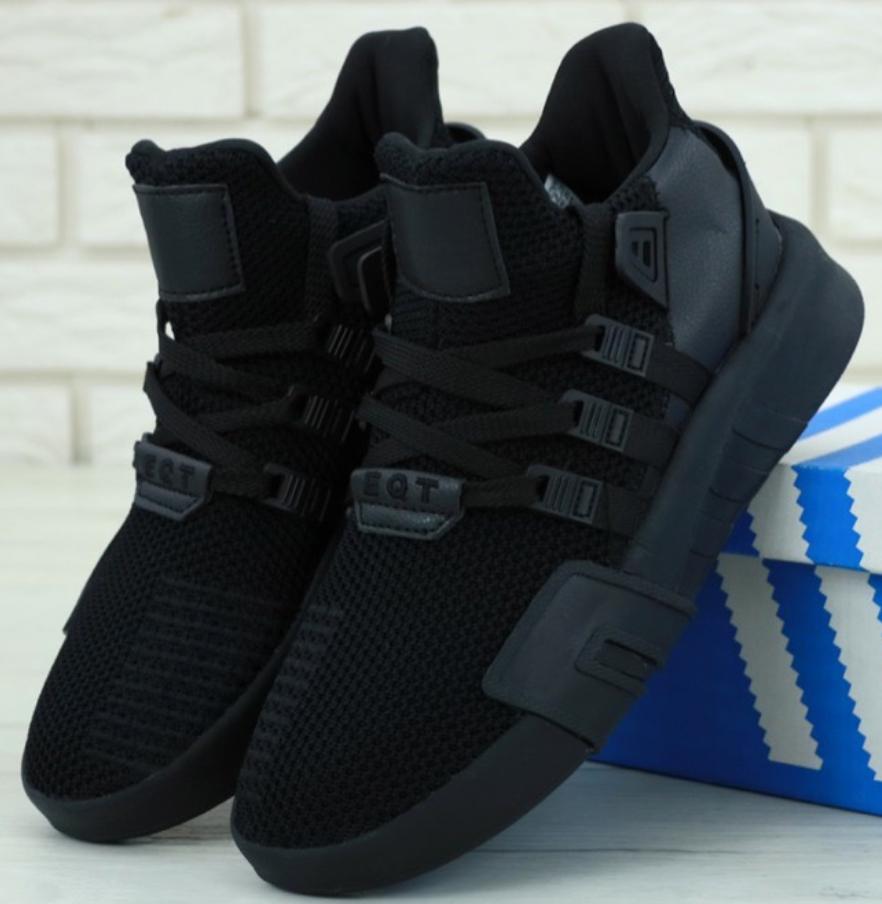 Мужские кроссовки Adidas EQT Basketball ADV Black