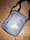 (18*14-маленький)Спортивные барсетка nike Оксфорд ткань сумка для через плечо только оптом, фото 2