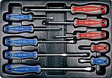 Набор инструментов  в тележке, 152 предмета, фото 7