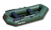 Надувная гребная лодка Cayman C260LST