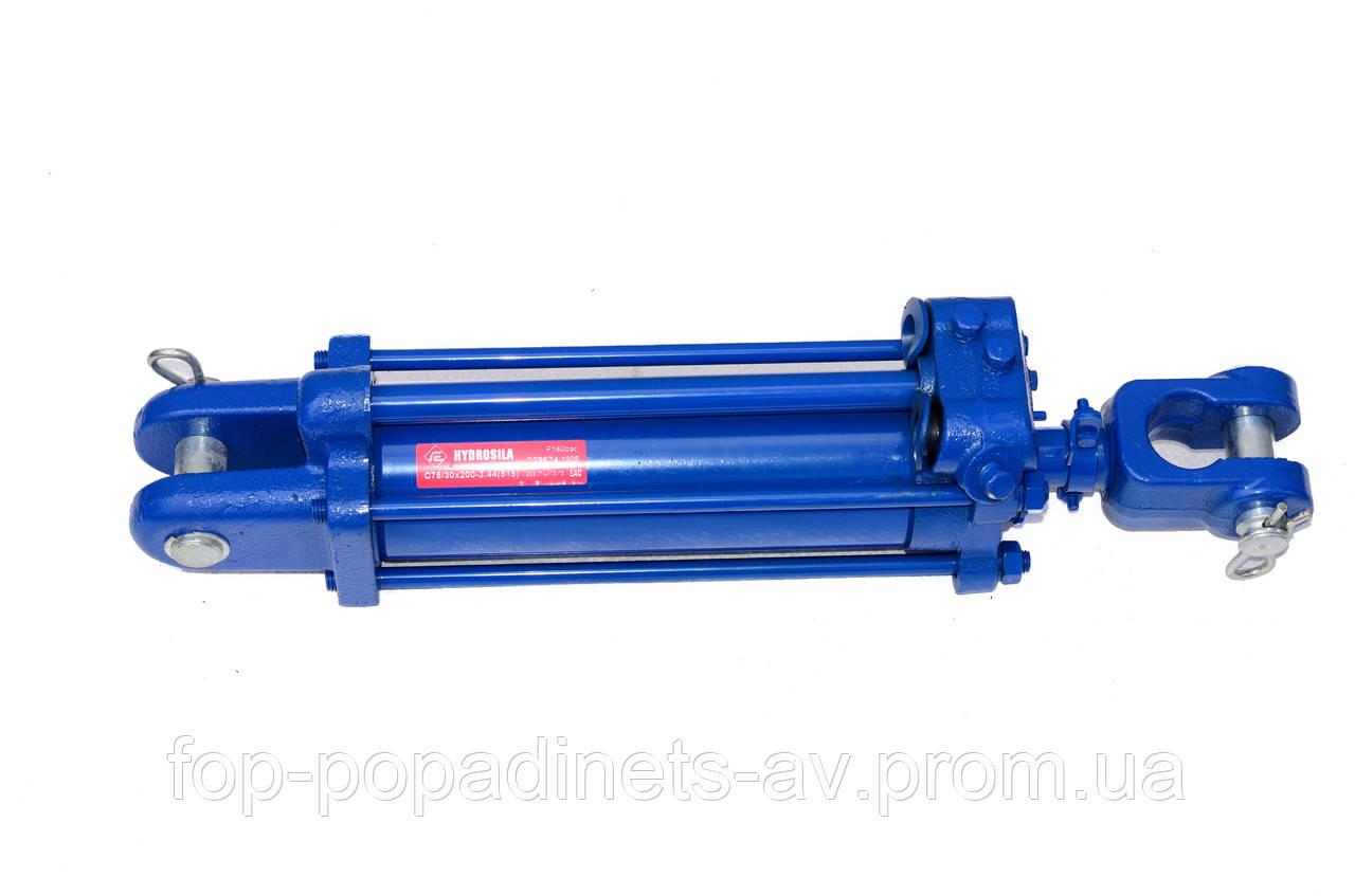 Гидроцилиндр ЦС75/30х200-3,4 (515)