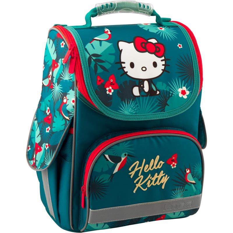 159a43cd0da1 Рюкзак школьный каркасный Kite Education Hello Kitty Хеллоу Китти  (HK19-501S)