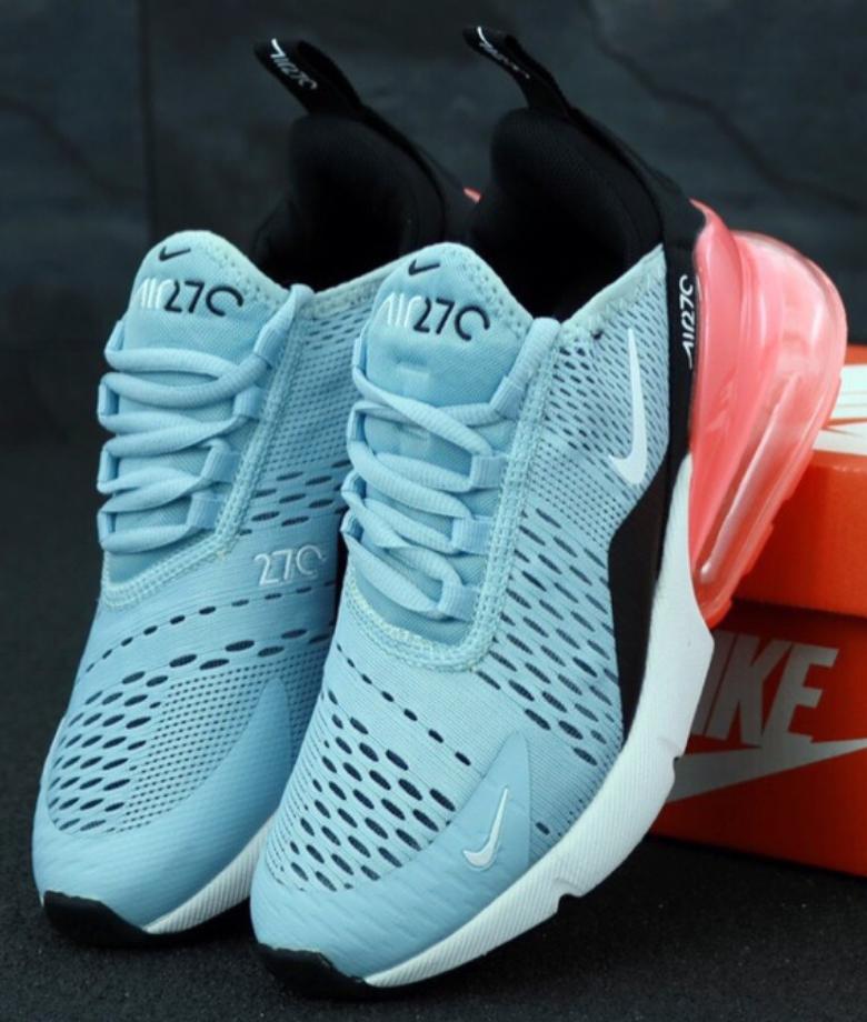 Женские кроссовки Nike Air Max 270 Blue
