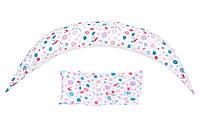 Подушка для беременных и для кормления Nuvita 10 в 1 DreamWizard Белая NV7100White