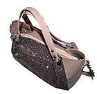 Женская пудра сумка Michael Kors (28*32*13) , фото 3