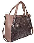 Женская пудра сумка Michael Kors (28*32*13) , фото 2