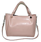Женская пудра сумка Michael Kors (28*32*13) , фото 4