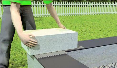 Клей для піноблоків, бетону, газобетону
