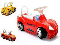 Детская машинка-каталка (толокар) Орион Спорт Кар (красная)