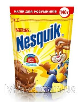 Какао напиток  Nesquik Opti-start, 140 гр