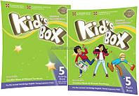 Английский язык / Kid's Box / Pupil's+Activity Book. Учебник+Тетрадь (комплект), 5 / Cambridge