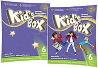 Английский язык / Kid's Box / Pupil's+Activity Book. Учебник+Тетрадь (комплект), 6 / Cambridge